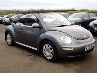 2009 volkswagen beetle convertible 1.9 TDI motd august 2017 excellent example all cards welcome
