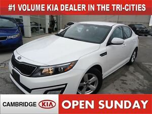 2015 Kia Optima LX / *AUTO* / ONLY 61KM