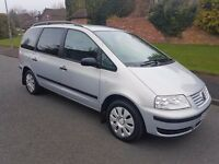 VOLKSWAGEN SHARAN 1 FULL YEAR MOT 1.9TDI FOR SALE