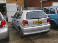 breaking vw polo automatic 1998 Listing for automatic gearbox