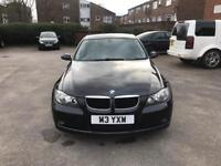 BMW 320D E90 Black Saloon