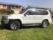 2008 Toyota Prado GXL Lake Cathie Port Macquarie City Preview