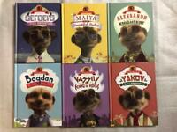 Meerkat Tales - collection of 6 brand new books