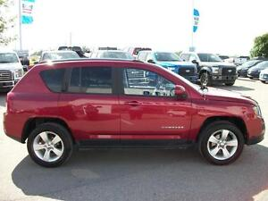 2014 Jeep Compass Sport 4WD Kawartha Lakes Peterborough Area image 4