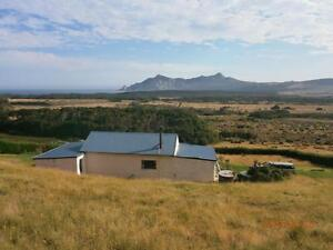 ECO-FRIENDLY, STRAW BALE HOUSE WITH ACREAGE AND BAY VIEWS Flinders Island Preview