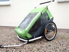 Croozer Kid for 2 Bicycle Trailer