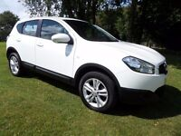 Nissan QASHQAI 1.5DCI ACENTA IS*£30 TAX**FINANCE AVAILABLE**