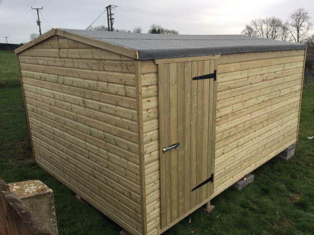 top quality garden sheds for sale
