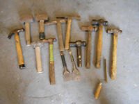 mixed hammers