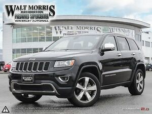 2015 Jeep Grand Cherokee Limited - LEATHER, NAV, HEATED SEATS, R