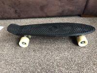 Penny Board Skateboard Black