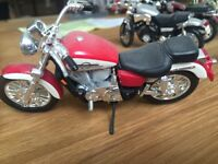 2nd half of motorcycle model collection