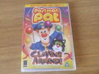 Postman Pat - Clowning Around DVD