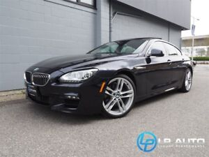 2013 BMW 650i Gran Coupe xDrive M Sport! Local! Easy Approvals!