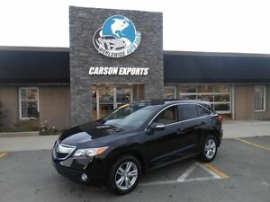 2013 Acura RDX WOW! FINANCING AVAILABLE