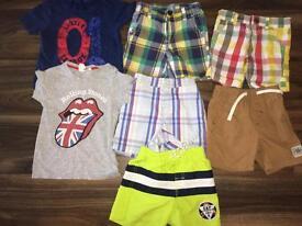 Boys 18-24 summer items bundle next gap