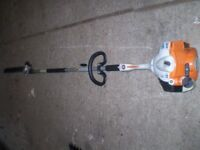 Wanted Petrol long reach (pole) trimmer