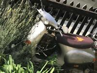 piaggio Vespa 125cc ET4 for parts