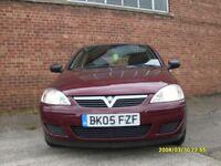 Vauxhall Corsa 1.3 CDTI LOW MILEAGE