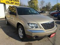 2006 Chrysler Pacifica Touring / DVD / LEATHER / 6 PASSENGERS /