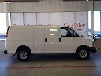 2015 GMC Savana 2500 1WT Cargo Van, Power Windows, Power Door Lo