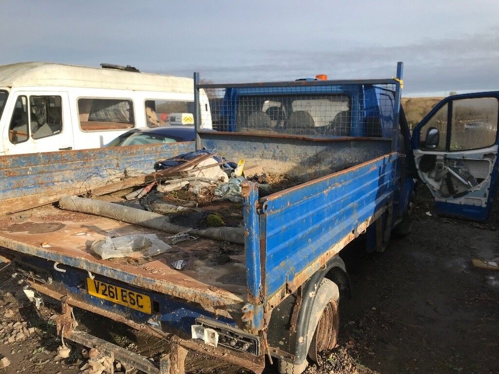 Ford transit spare parts avaialble 2.5 Diesel engine axel