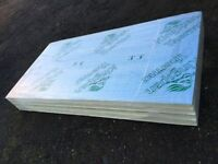 KINGSPAN INSULATION BOARDS 75mm, 20 SHEETS