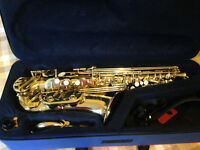 Alto Saxophone JP041, Excellent condition. Intro level Saxophone would suit beginner
