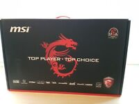 New MSI GP72 6QF 626UK Leopard Pro Swap for Retina iMac