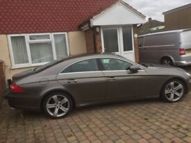 Mercedes-Benz CLS 320CDI Facelift model Fully loaded with sunroof