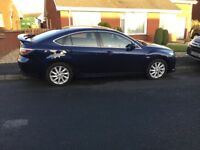 MAZDA 6 BUSINESS LINE - 2011 - 5 DOOR HATCHBACK - VGC