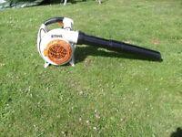 Stihl bg 86c leaf blower