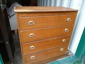 Chest of drawers, 4