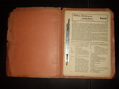 Röhren-Dokumente Konvolut 176 Seiten