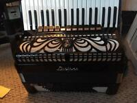 96 bass Luciano Midi accordion