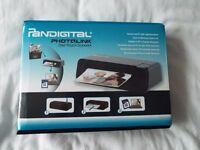 Pandigital PhotoLink One-Touch SCN02 Pass-Through Scanner.