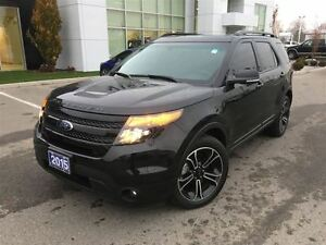 2015 Ford Explorer sport twin turbo loaded! Windsor Region Ontario image 8