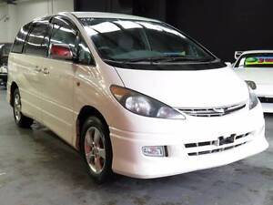 2001 Toyota Estima Van/Minivan 7 seater 3L engine people mover Bayswater Knox Area Preview