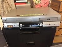 JVC video and Dvd player