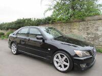 LEXUS IS200 2.0L SE 4 DOOR FULLY LOADED CAR LONG MOT GREAT VALUE