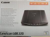 New Canon Canoscan Lide 220