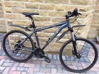 Revolution top spec mountain bike