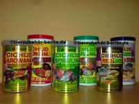 Cichlid & Arowana Sticks - Tropical - 1 L Dose - NEU für 10,00 € Berlin - Marzahn Vorschau