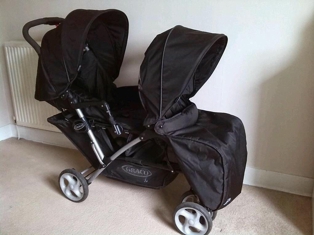 Graco Double Buggy In Waltham Cross Hertfordshire Gumtree