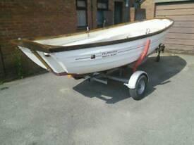 Falmouth Bass Boat + Sailing Boat + Fishing Boat