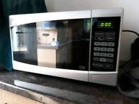 Combination convection microwave