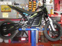 Kuberg Motorcycle, electric kid's dirt bike, motocross PRICE DROP!