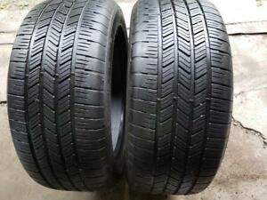 2 Goodyear eagle ls2 255/50r19 runflat summer