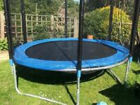 10 ft trampoline