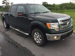 2013 Ford F-150 XLT|XTR CHROME PACKAGE|One owner we sold and ser